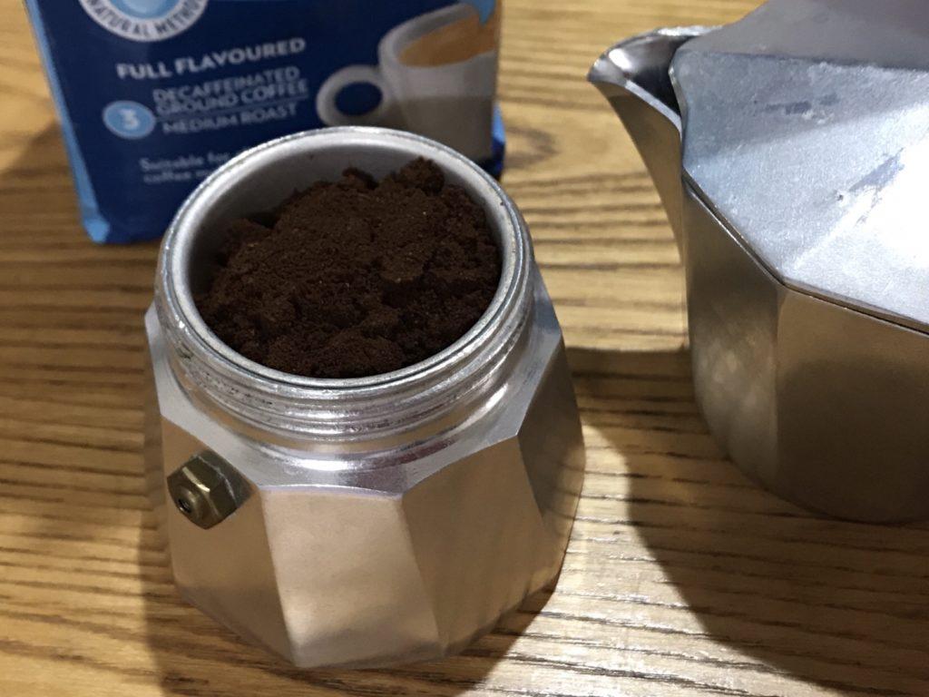 エスプレッソ粉