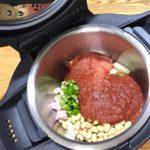 トマトソース作り2